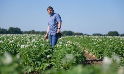 """Martynas Laukaitis, žemės ūkio kooperatyvo """"Suvalkijos daržovės"""" direktorius, ne kartą įsitikino: naudotis programos parama tikrai verta."""
